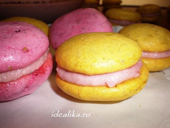 Reteta Macarons / retete culinare / idealika