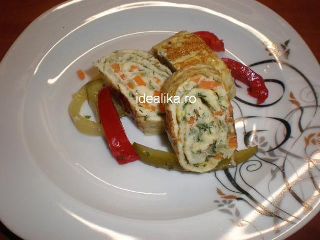 Omleta delicioasa – Reteta video