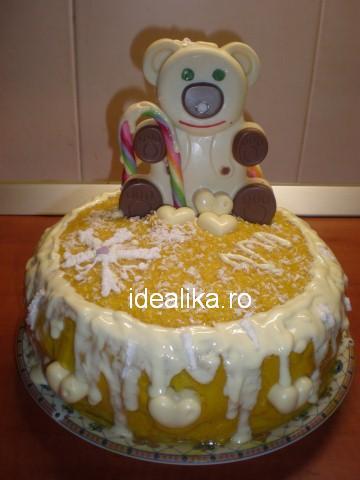 Reteta Crema de lapte fiarta pentru tort