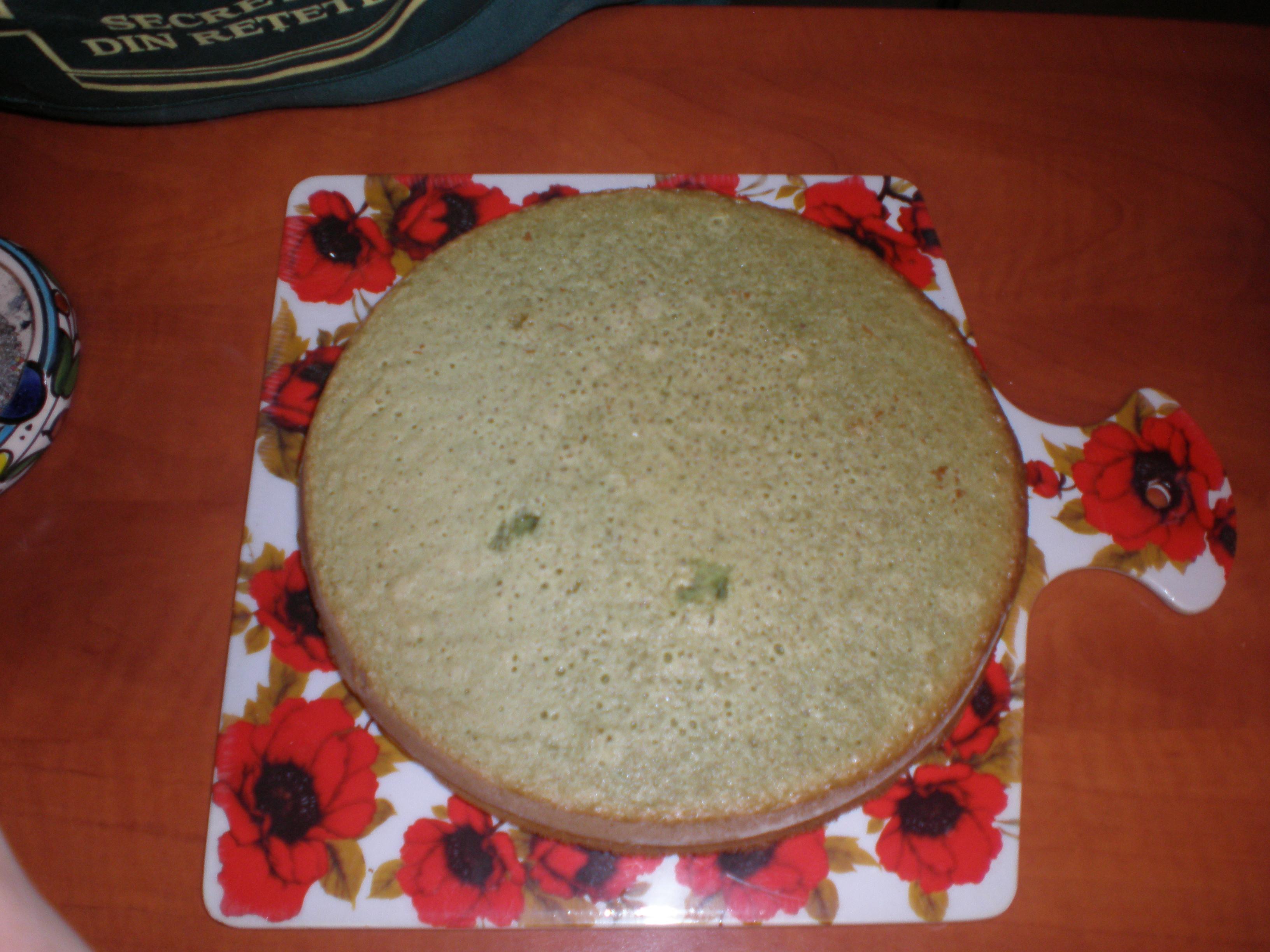 Reteta Pandispan – pentru blat tort sau chec