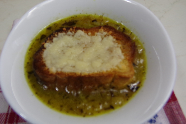Supa de ceapa frantuzeasca – Reteta video