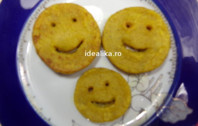 "Chiftele ""Happy face"""