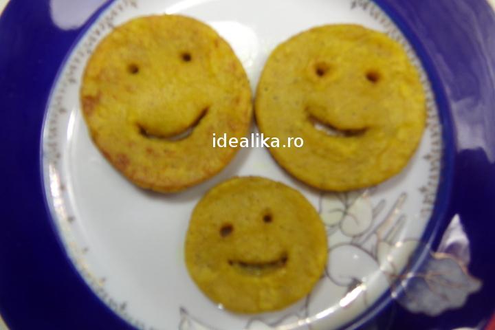 Chiftele de cartofi Happy face – Reteta video