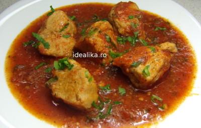 Mancare de rosii cu carne de porc/idealika