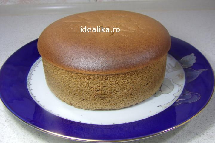Blat de tort cu ness pufos – Reteta video