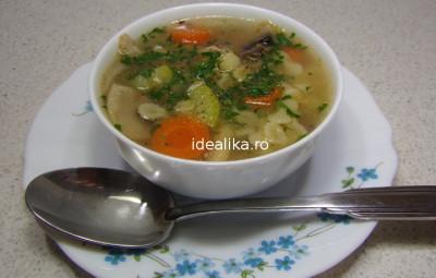 Supa de pui rapida