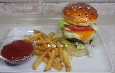 Reteta Hamburger