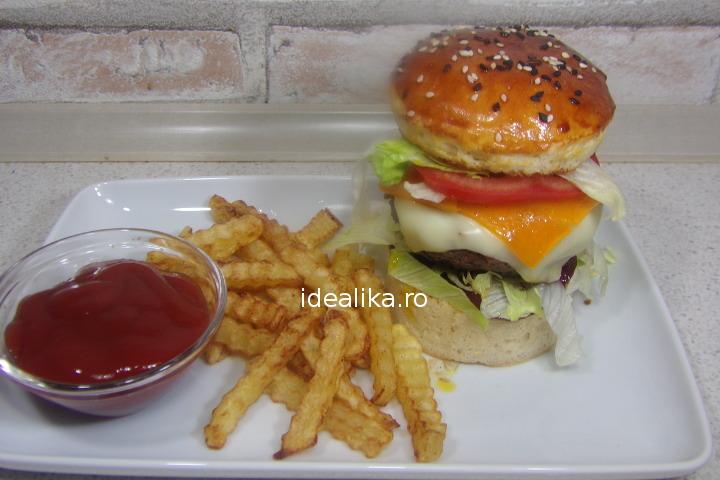 Reteta Hamburger – reteta video