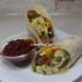 Burrito pentru micul dejun