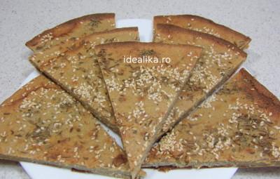 Paine de quinoa