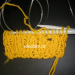 Tricot elastic si butoniera