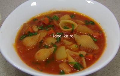 Minestrone- supa italiana